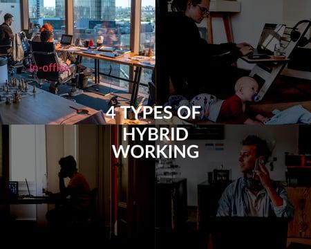 4-types-of-hybrid-working-in-office-Askcody