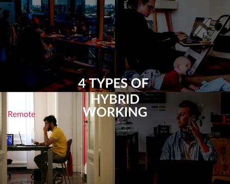 4-types-of-hybrid-working-remote-AskCody
