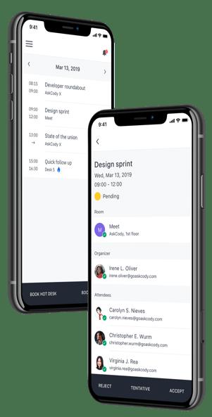 The AskCody Mobile App