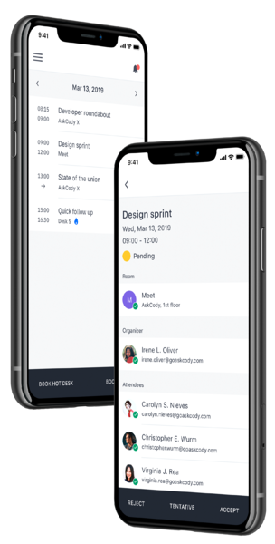 The AskCody Mobile App is bringing simplicity to your workday