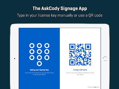 AskCody-Signage-App