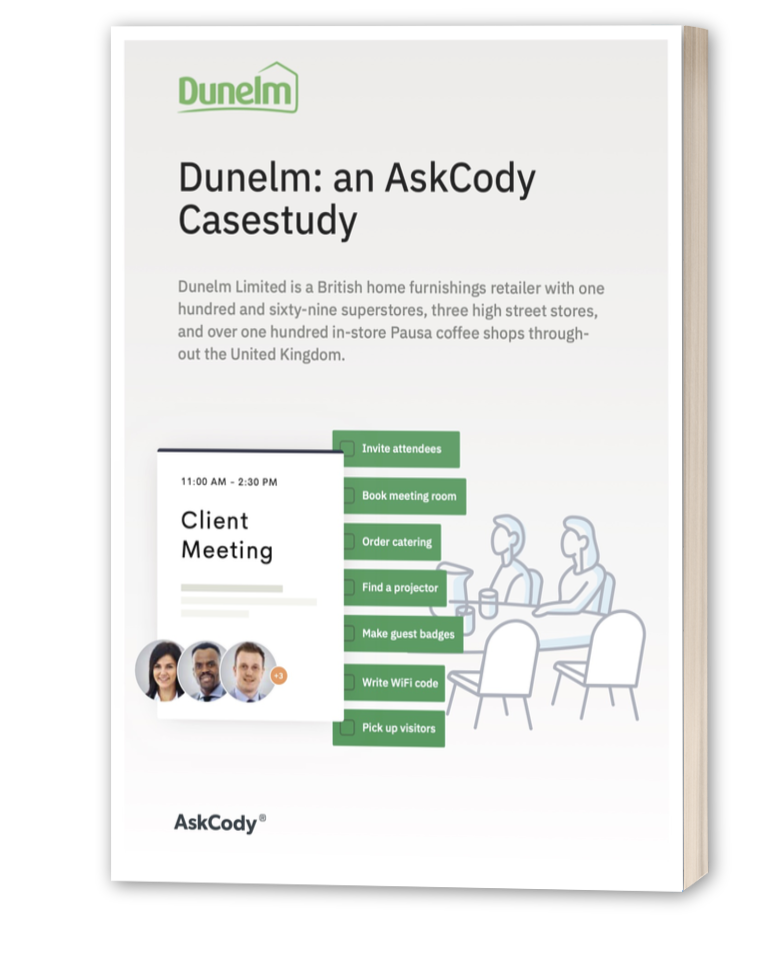 Dunelm Case Frontpage