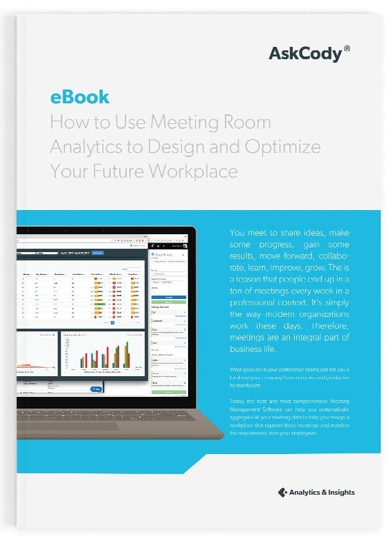 E-book - how to use meeting room analytics
