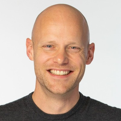Author of blog post is Bas van Wijk