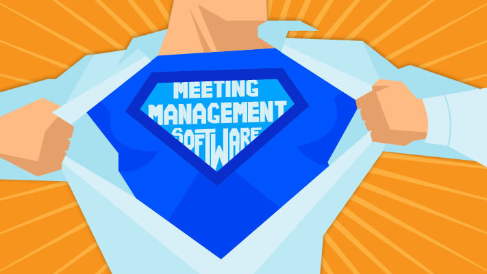Implementing and visualizing a Meeting Management Platform