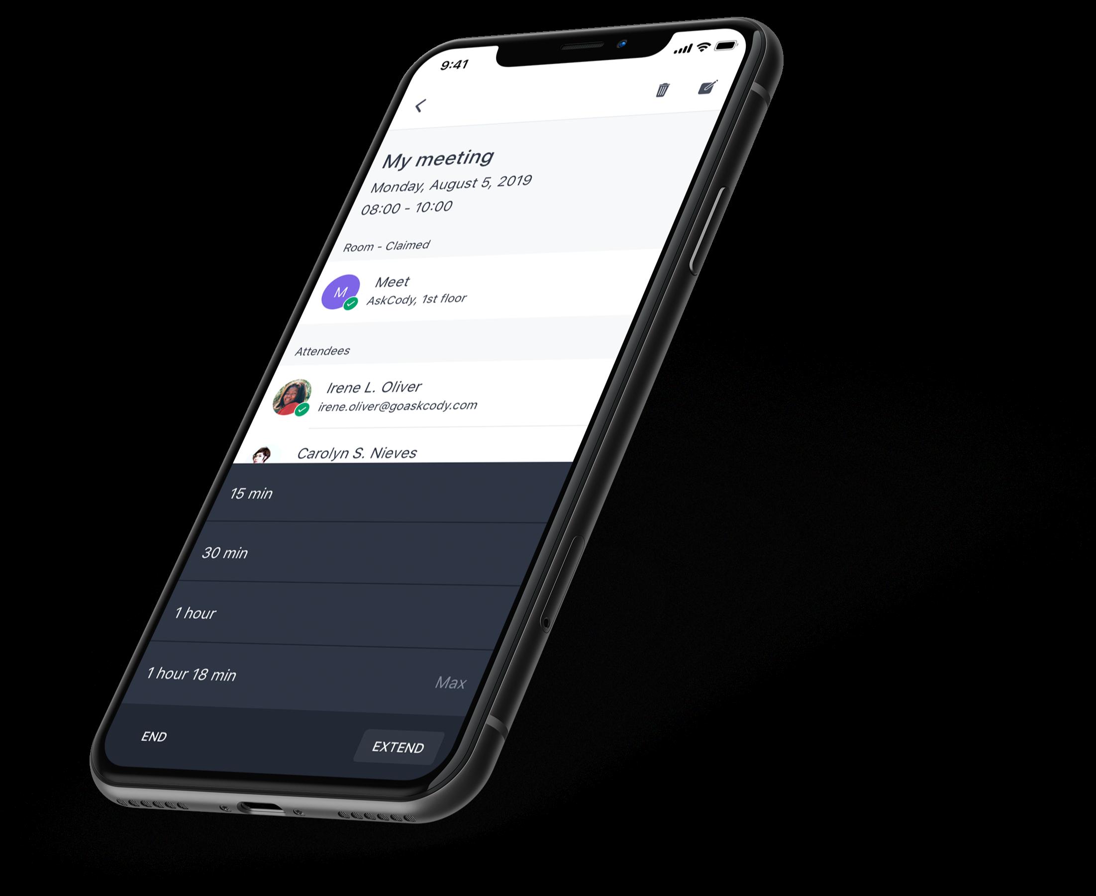 AskCody Mobile App - iPhone 8 - Small-2-1