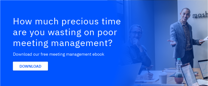 Free meeting management ebook