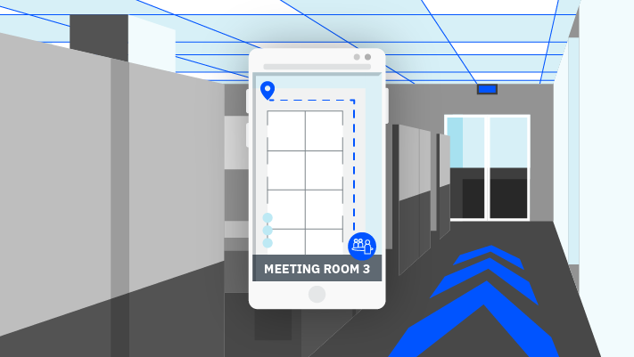 Indoor Navigation: A Guide to Office Wayfinding