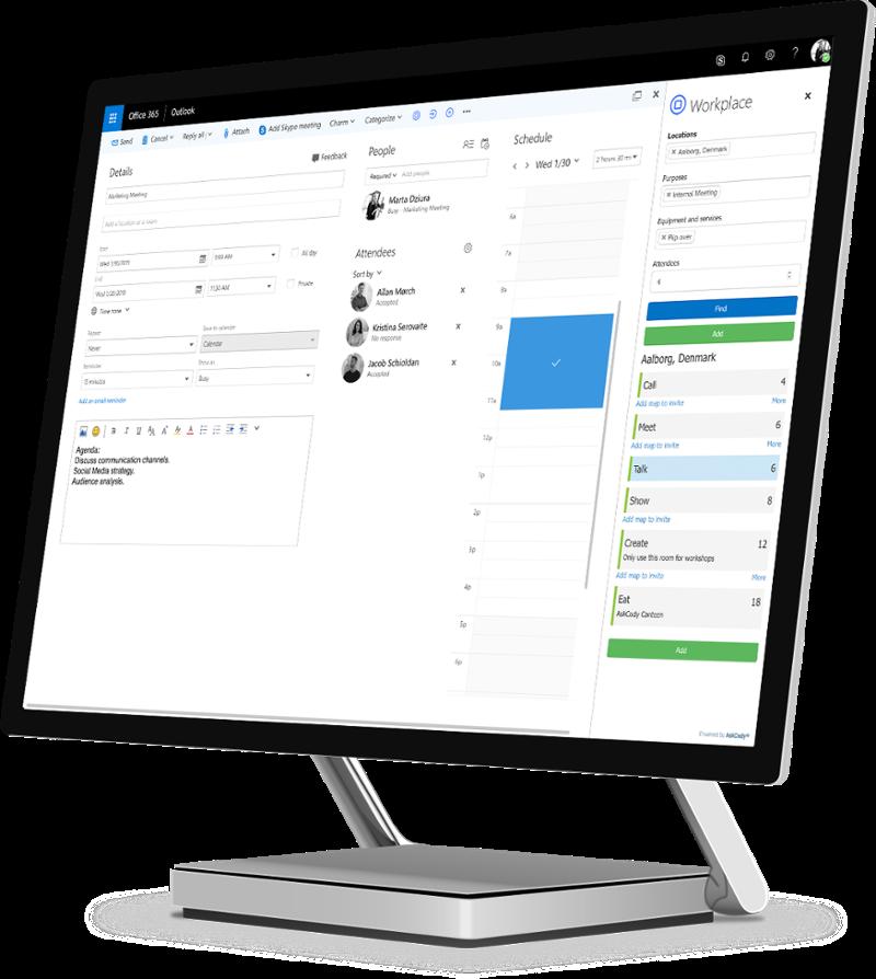 Meeting Room Management Platform